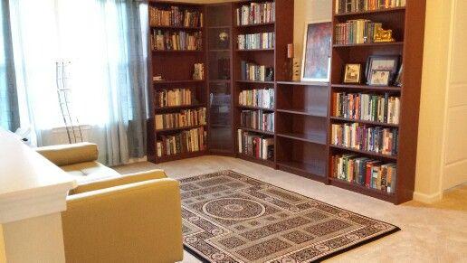 Billy Bookshelves And Garden Ridge