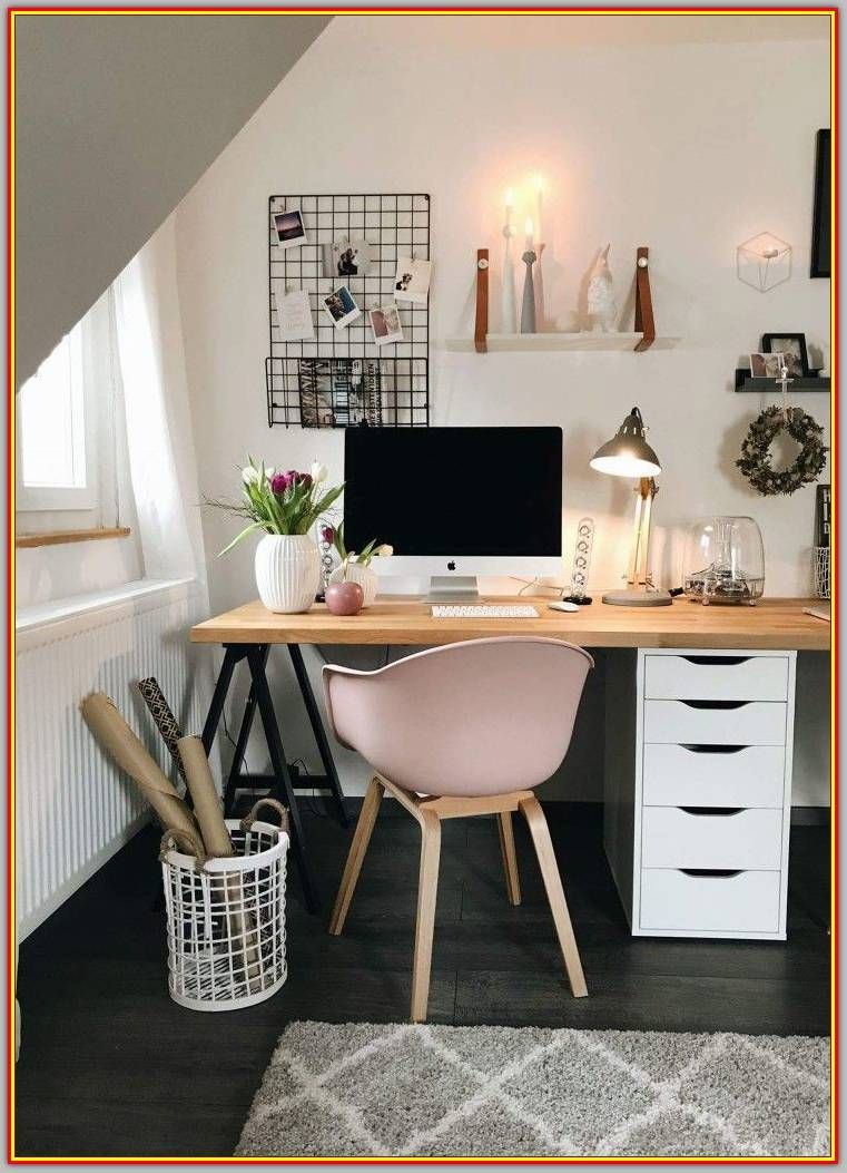 Most Popular Modern Home Office Design Ideas For Inspiration Modern Interior Design Cute Desk Decor Home Office Design Home Office Decor