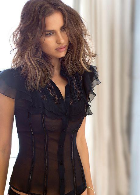 adbf7d5a9ec13 Intimissimi Irina Sheyk, Beauty Shots, Russian Fashion, Feminine Style,  Belle Lingerie,