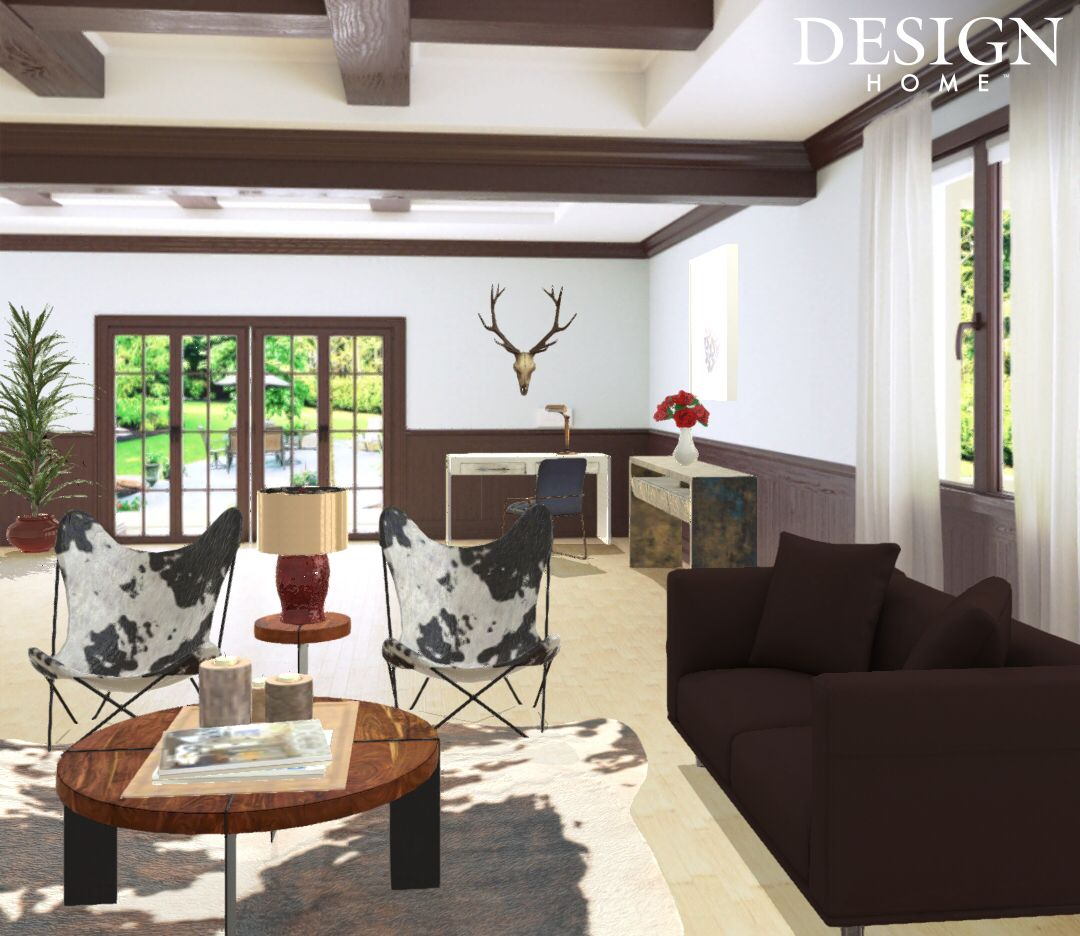 Created With Design Home Download And Let S Play Http Bit Ly 2ckyriu Home Decor Home House Design Decorate living room app