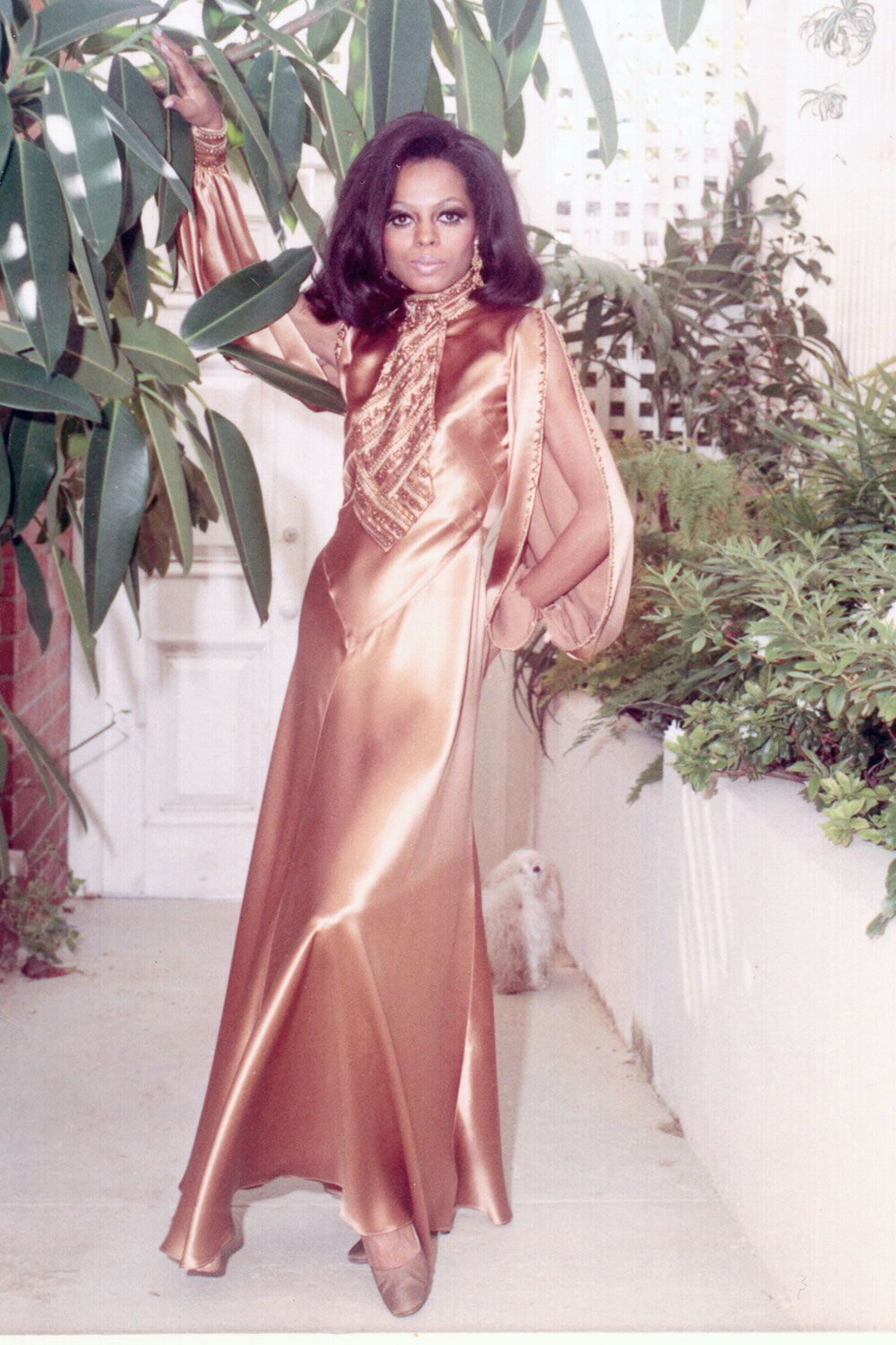 66e9d5724034 Vintage 70s fashion inspiration from Harpers Bazaar  DianaRoss   vintagefashion  70sfashion