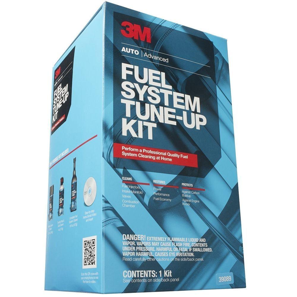 New 3m 39089 fuel system tuneup kit automotive paint