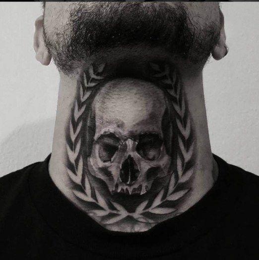 magazine Hardcore tattoo ink