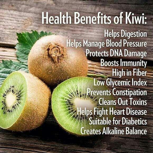 Benefits of #kiwi