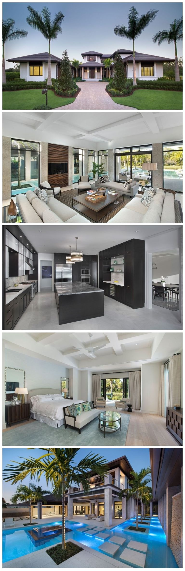 Exclusive Private Residence in Florida by Harwick Homes | Luxus ...