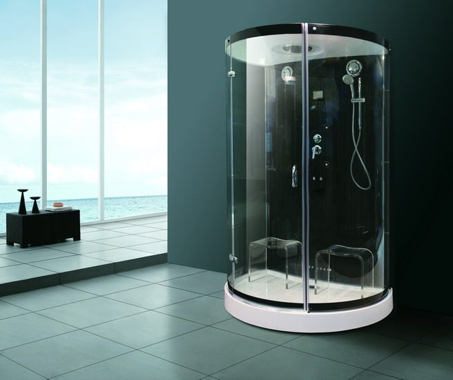 Monalisa M 8288 Steam Room For 2 Persons Steam Shower Room Steam Shower Cabin Luxury Shower Enclosure Dimension 1400 1000 2140mm With Images Steam Room Shower