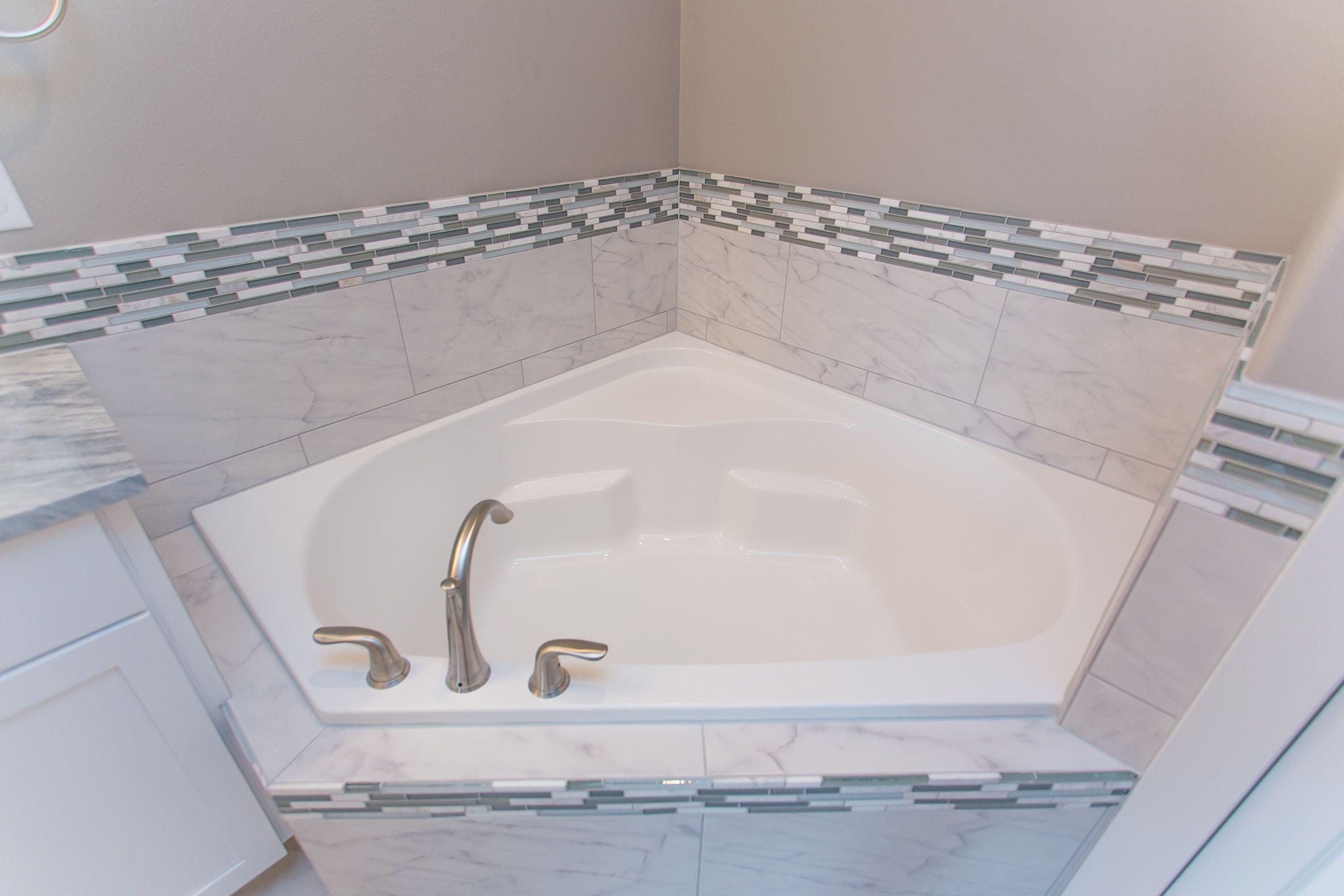 Soprano | Pinterest | Master bathrooms, Tubs and Corner