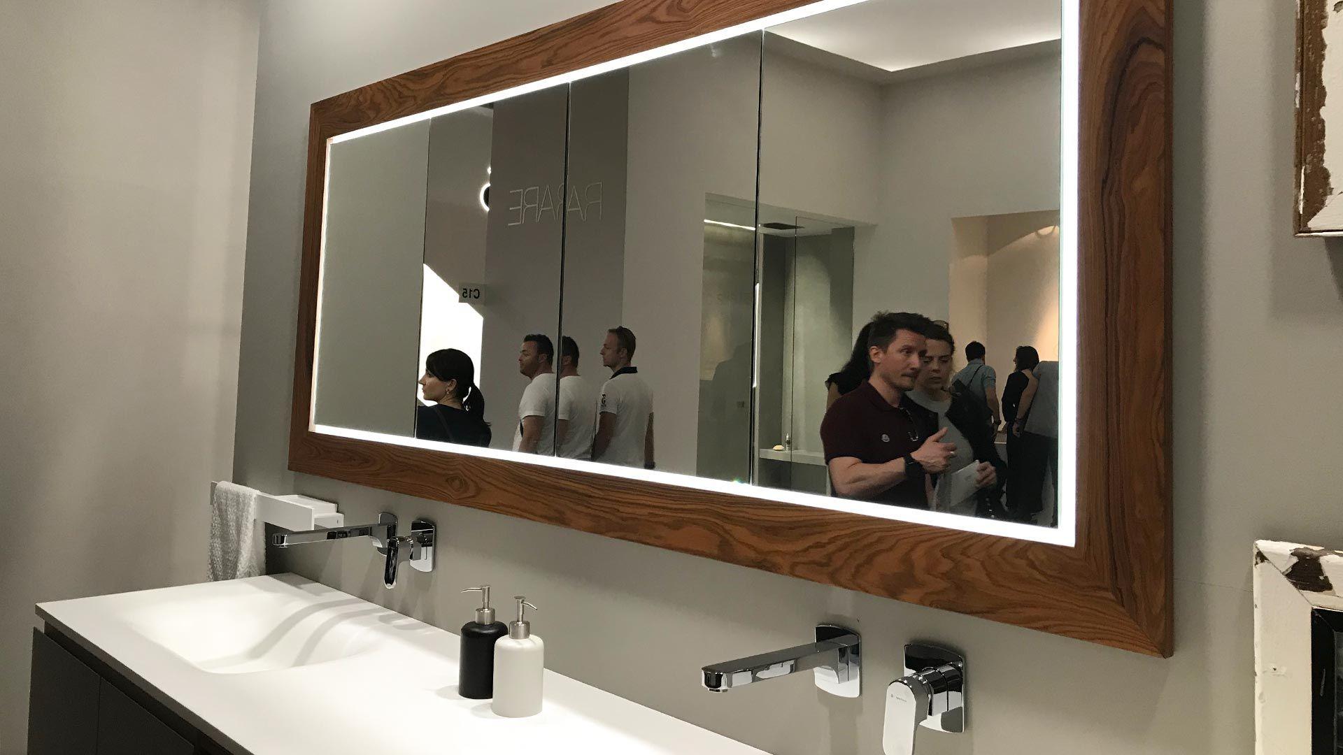 Badezimmertrends Von Der Mobelmesse Mailand 2018 Teil 2 Des Messeberichts Medien Mobel Innenausbau