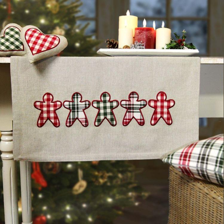 weihnachten wie in schweden tischsets sverre zu. Black Bedroom Furniture Sets. Home Design Ideas