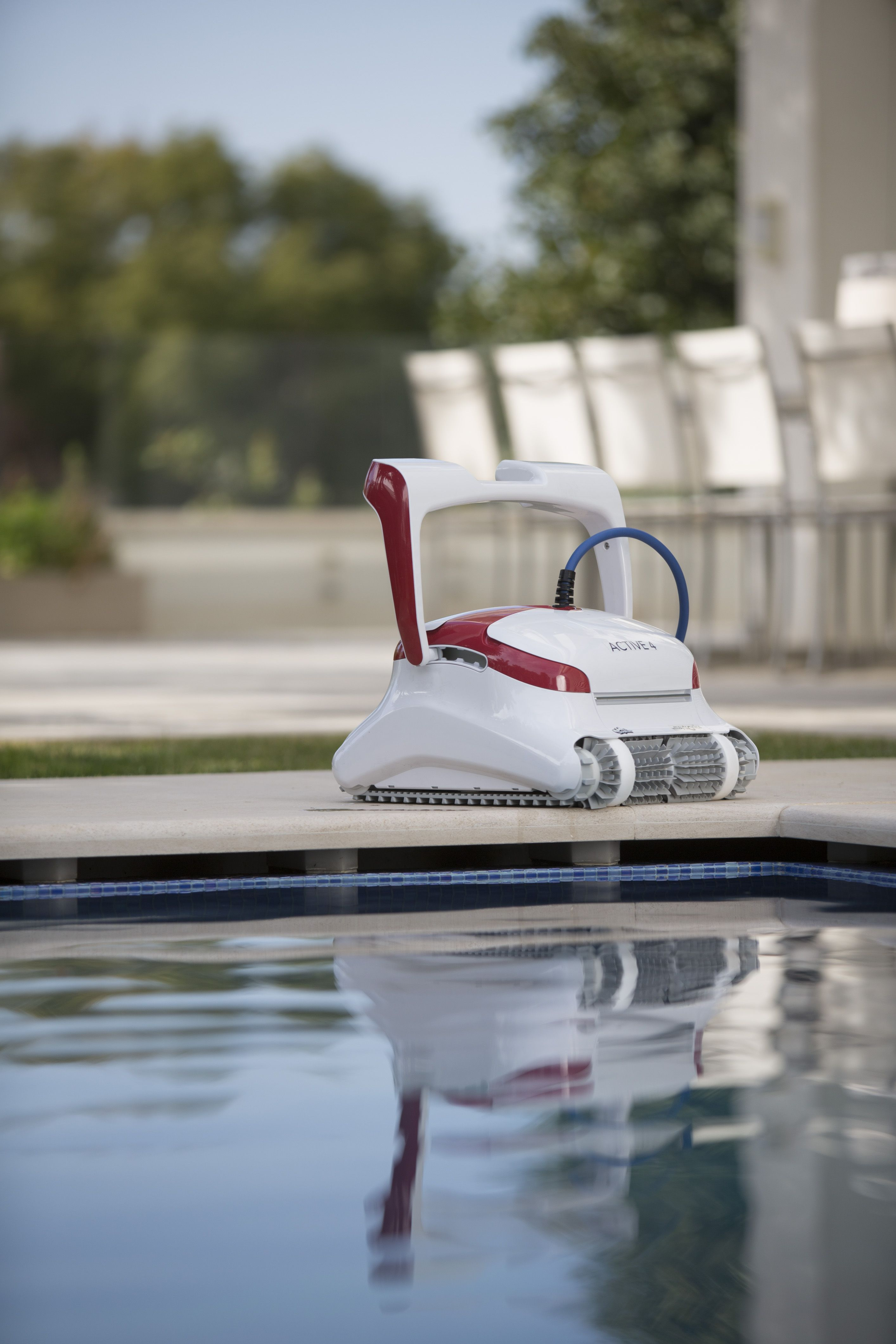 Dolphin Quot Active Quot Robot Pool Cleaner In 2019 Robotic Pool