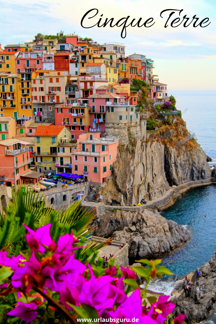 Photo of Cinque Terre – picture book setting in Italy