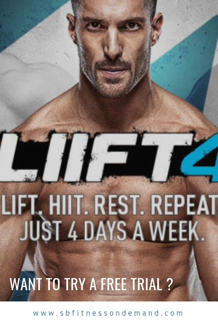 Pin by SB Fitness On Demand on Home Fitness Workouts