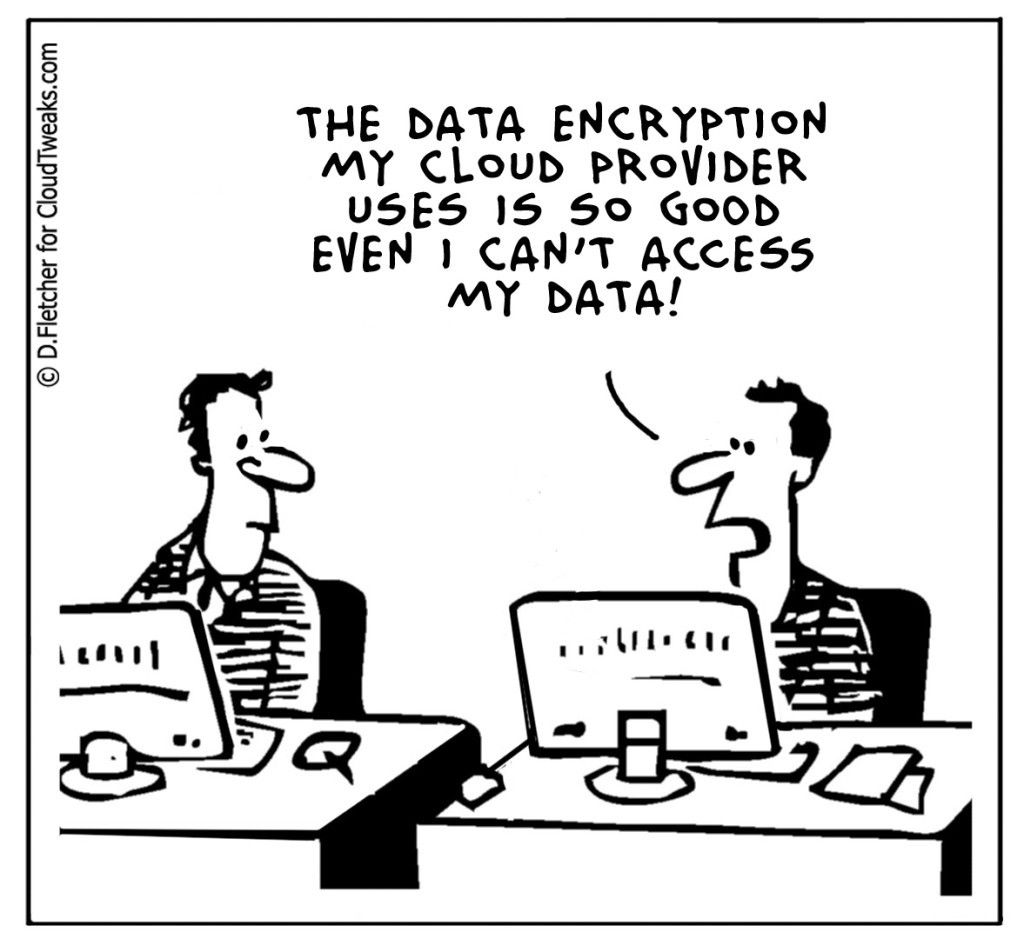 tips for data security in the cloud