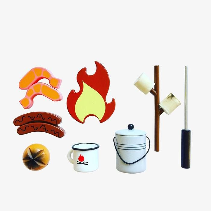 Iconic Toy Camp Fire From Make Me Iconic Shop At