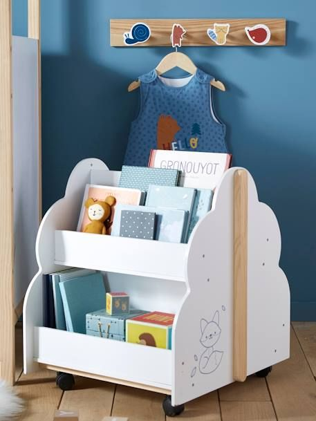 baby zimmer regal holz weiss