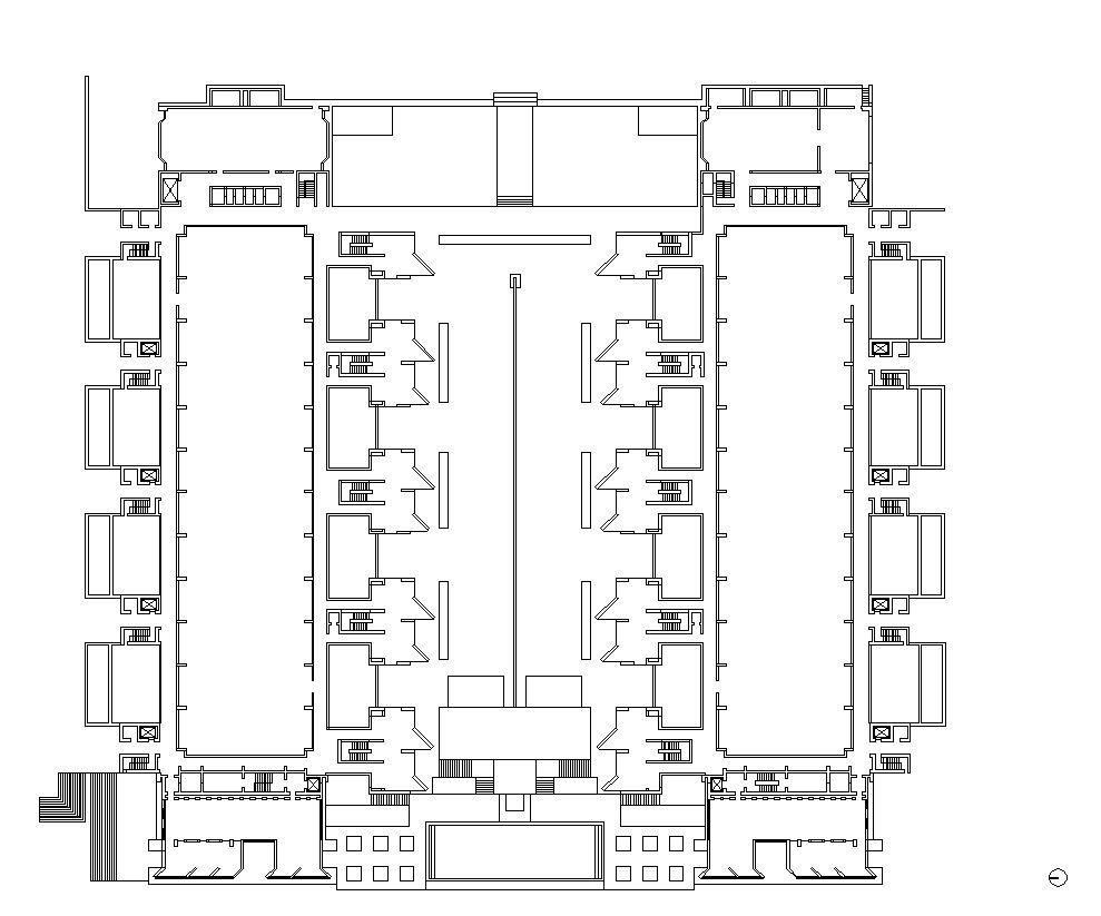 Salk Institute -Louis Kahn