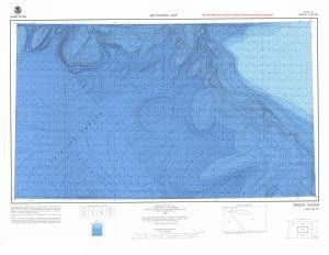 Bathymetric Chart NN-2-2: PRIBILOF CANYON