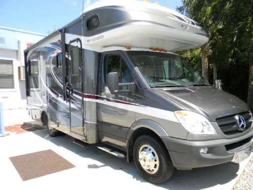 Check Out This 2011 Fleetwood Tioga Sprinter 24d Listing In Mary
