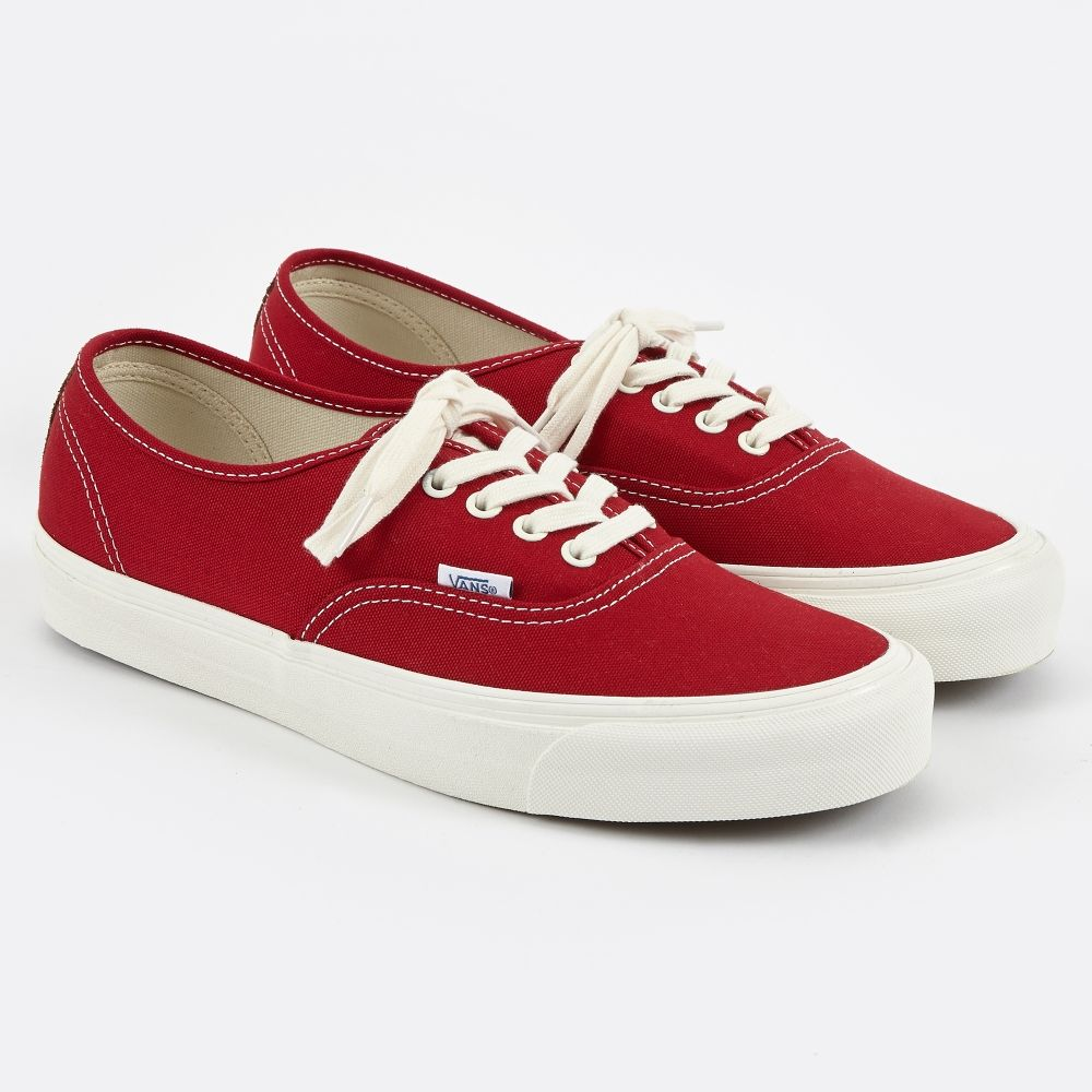 e0a262fdf8 Vans Vault OG Authentic LX - Chilli Pepper Teak