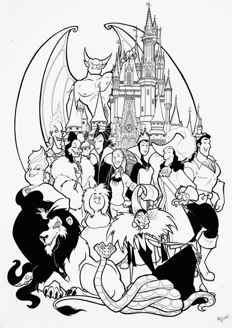 25 Wonderful Photo Of Disney Character Coloring Pages Birijus Com Disney Coloring Pages Disney Colors Cartoon Coloring Pages
