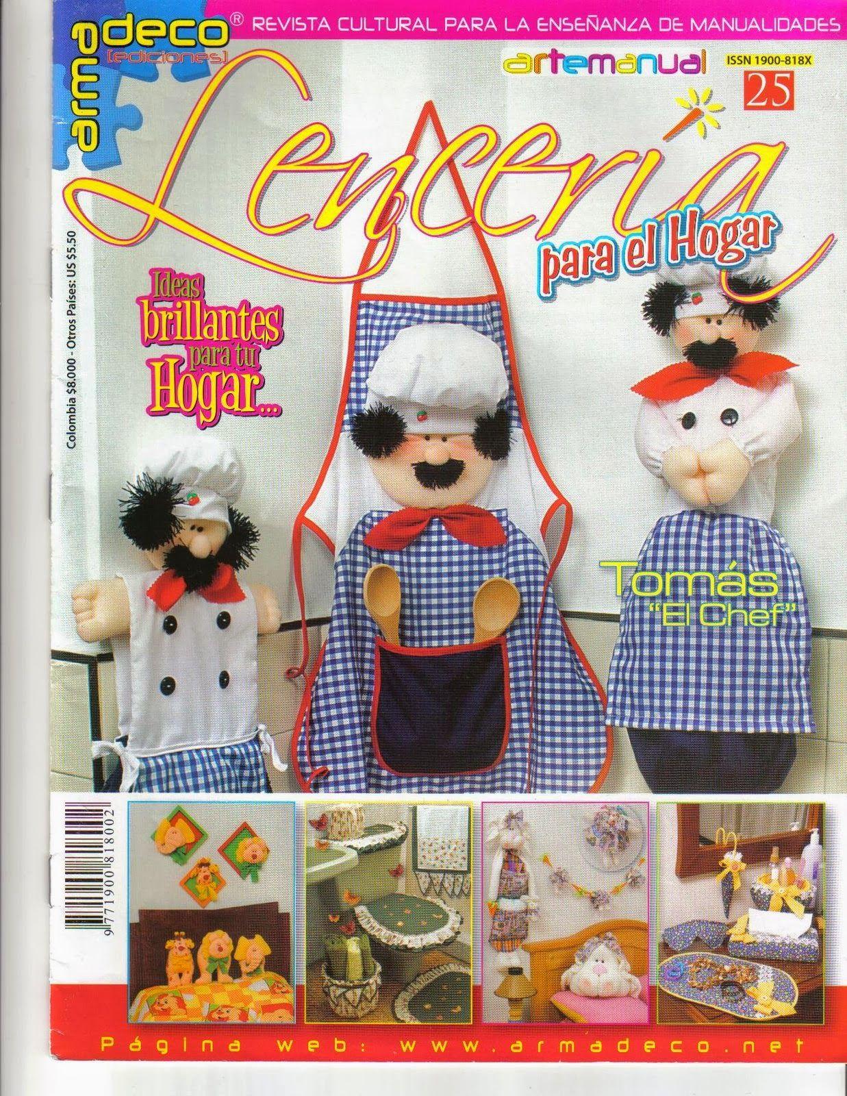 Domashnie Sshitye Poleznosti Handcraft For The Home Lenceria