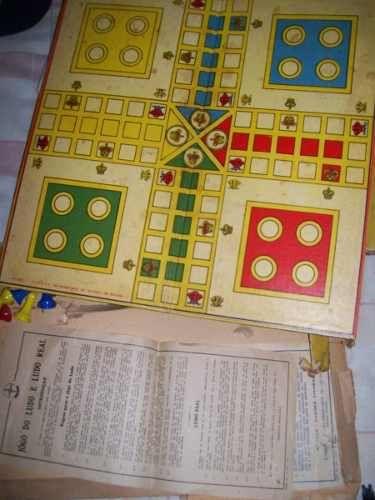 Antigo Ludo Ludo Real Xadrez Chines Estrela Numero 1001 2 Est O Meu Jogo Era 7 Em 1 Tinha Tudo Pega Varet Brinquedos Brinquedos Antigos Brinquedos Anos 70