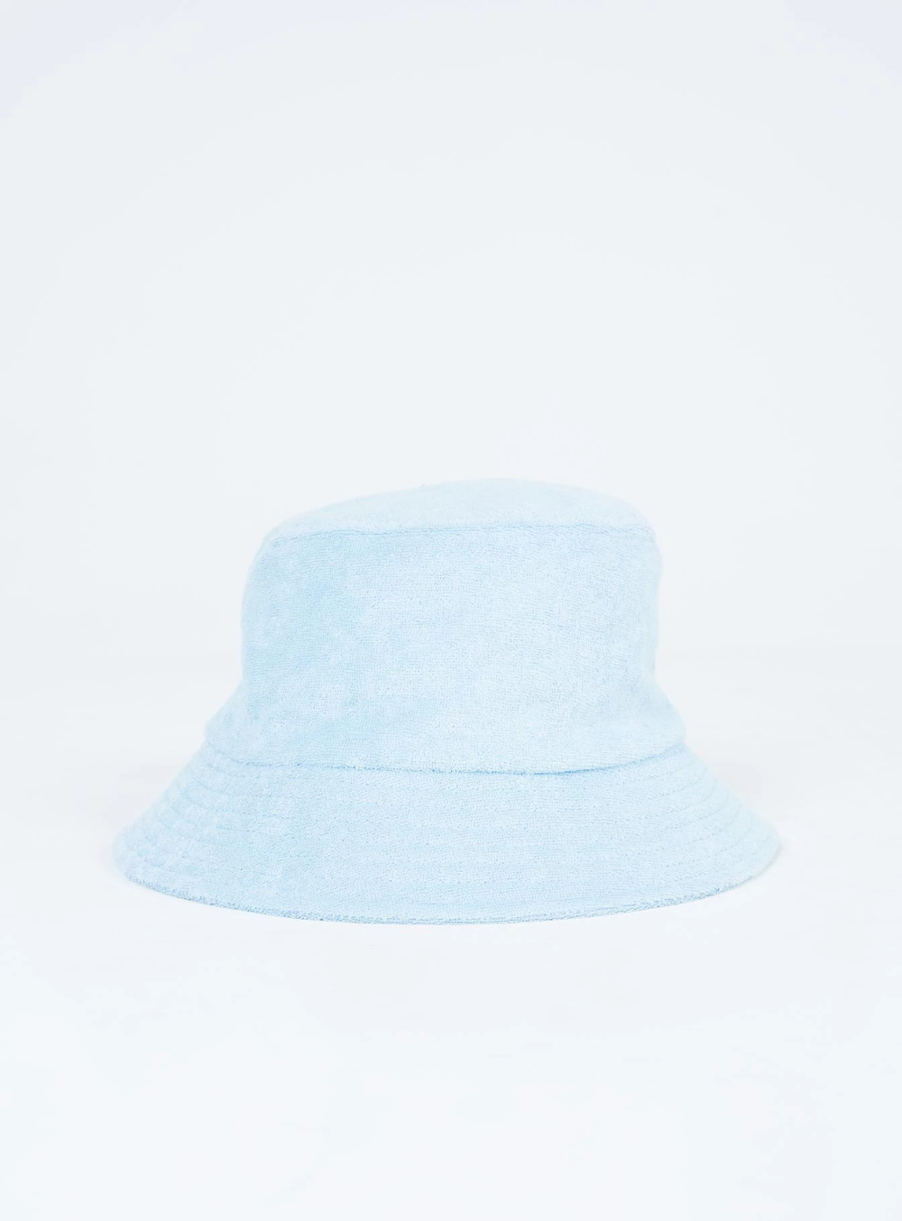 Trixy Toweling Bucket Hat Baby Blue In 2021 Bucket Hat Bubble Clothes Bucket Hat Fashion
