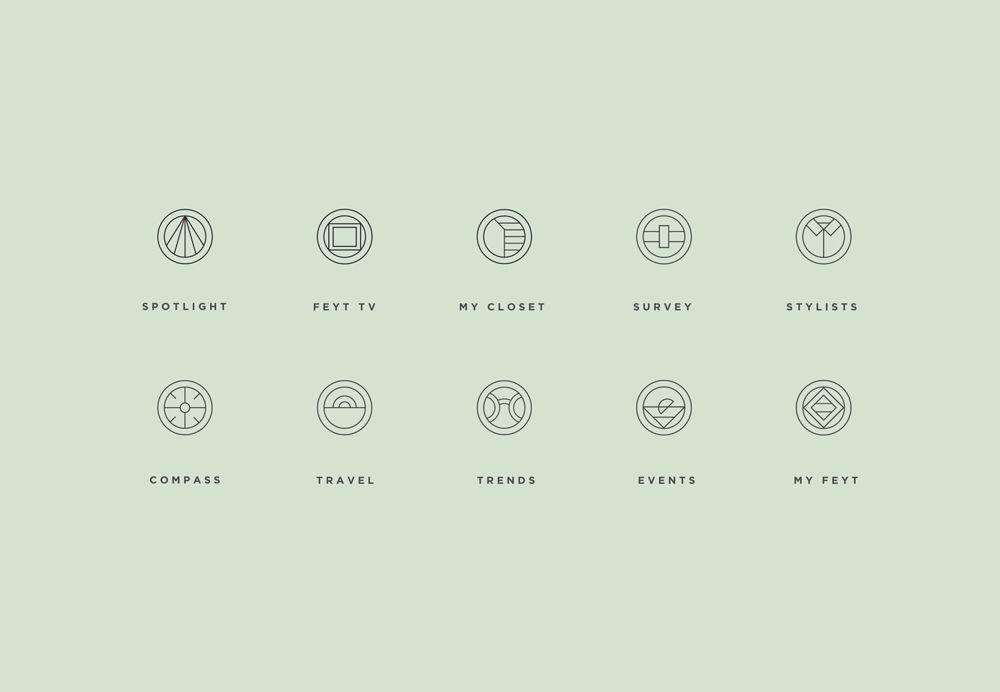 Feyt 02 / creative direction Roanne Adams (Studio RoAndCo). design Lotta Nieminen. via September Industry #web #identity