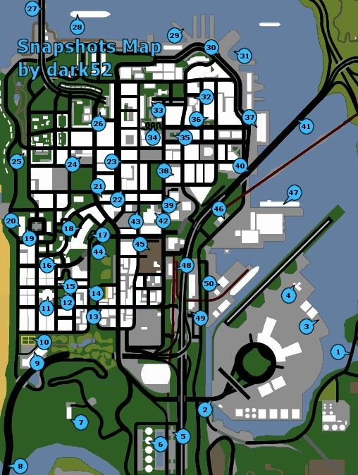 Gta San Andreas Hidden Package Location Maps San Andreas Gta San Andreas Fotos De Jogos
