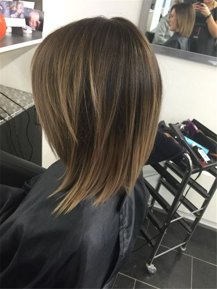 Pin On Layered Hair
