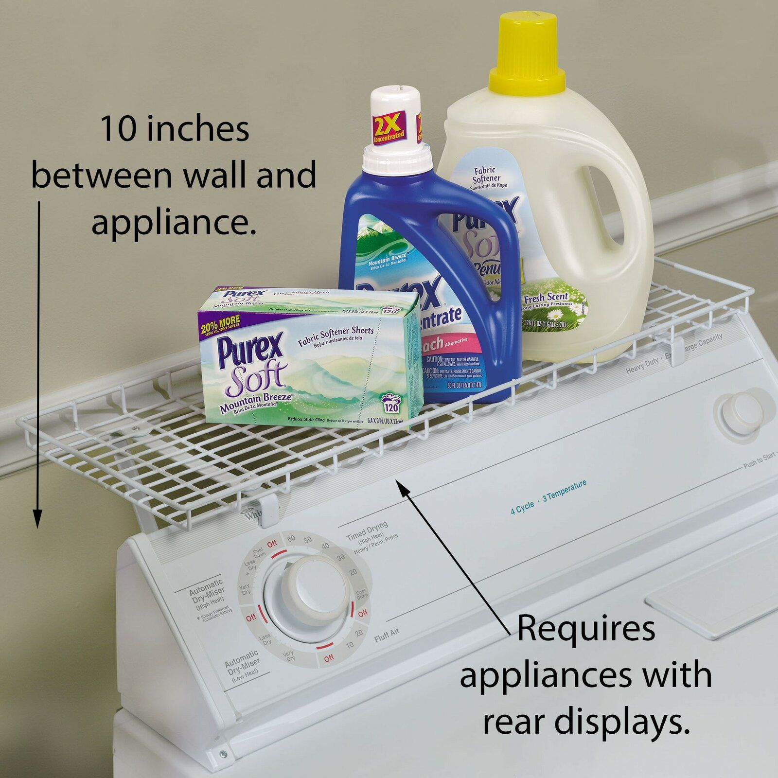 Over The Washer Laundry Room Organizer Washer Laundry Small Laundry Room Organization Laundry Room Storage Shelves