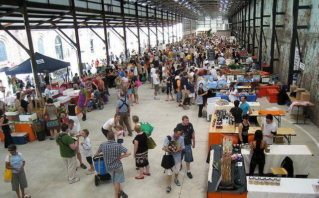 Sydney's Weekend Markets / Eveleigh Market by Charles Haynes, via ...