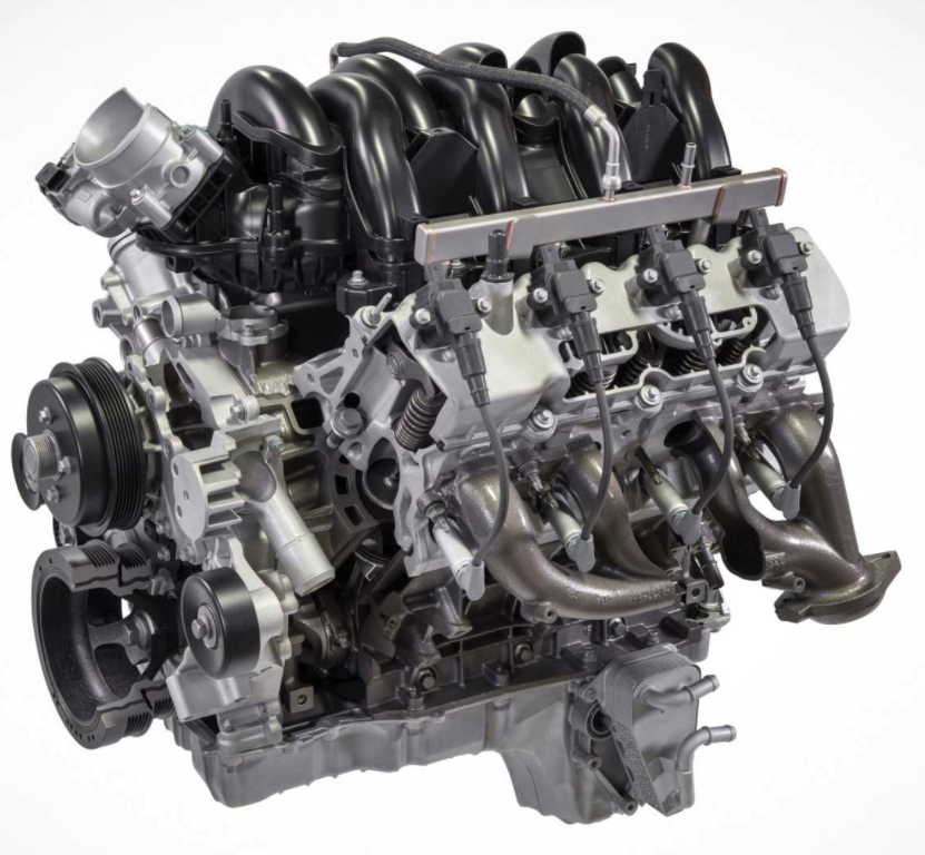 Ford 7 3l Godzilla Pushrod V8 Now Available As Crate Engine In 2020 Crate Engines Performance Parts Crates