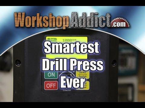 Nova Voyager 58000 Dvr Drill Press Review Woodwork Pinterest