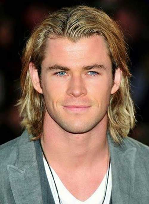 20 Cool Long Hairstyles For Men Men Hairstyles Long Hair Styles Men Mens Hairstyles Blonde Guys