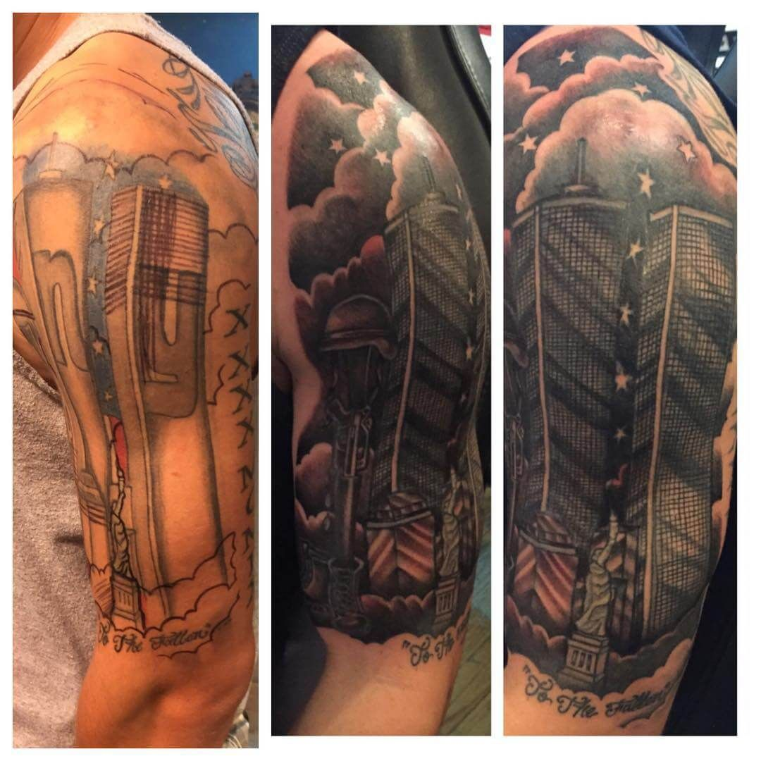 33 Tattoo Cover Ups Designs That Are Way Better Than The Original ...