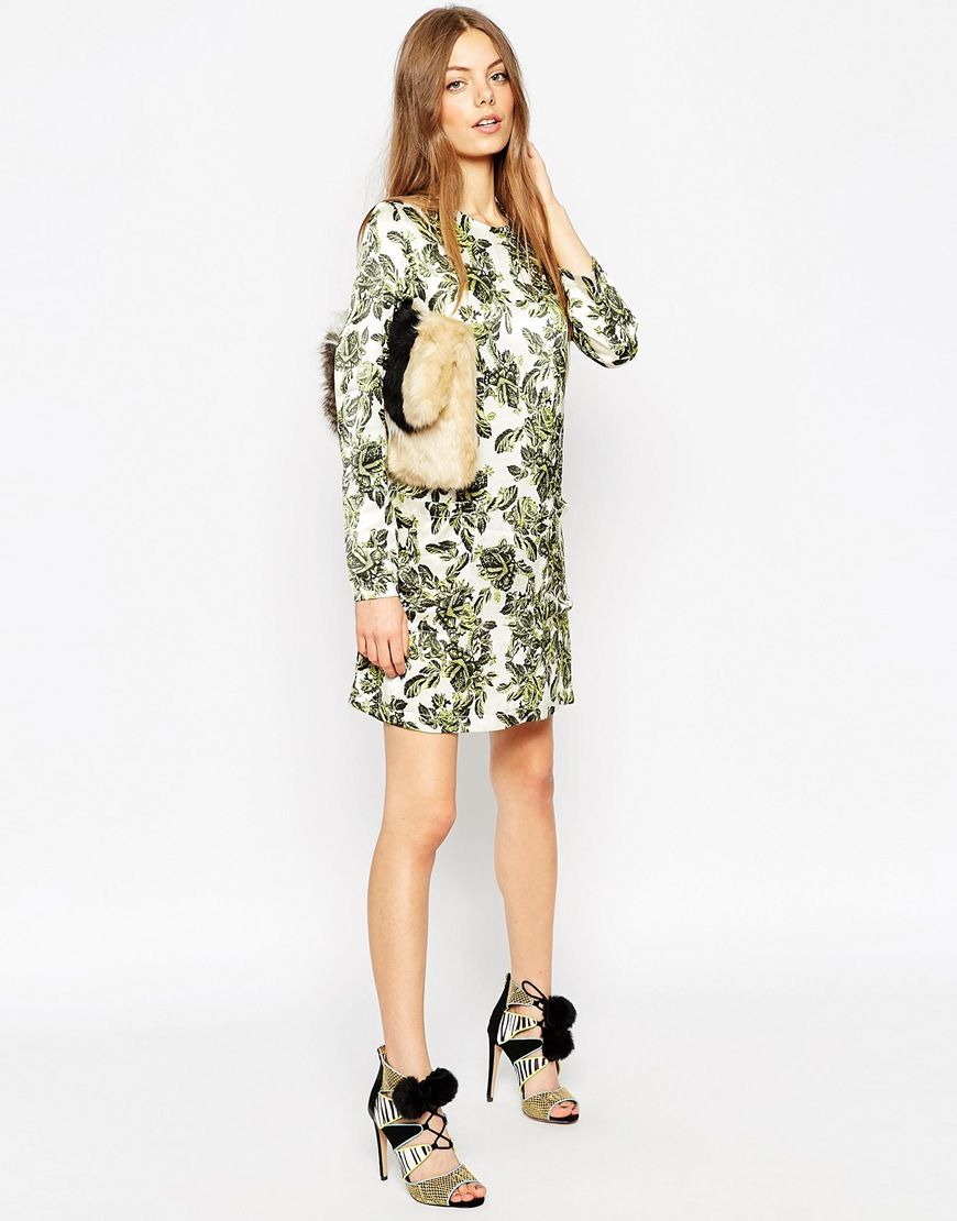 ASOS AFRICA Shift Dress With Pockets | Ethical fashion ...