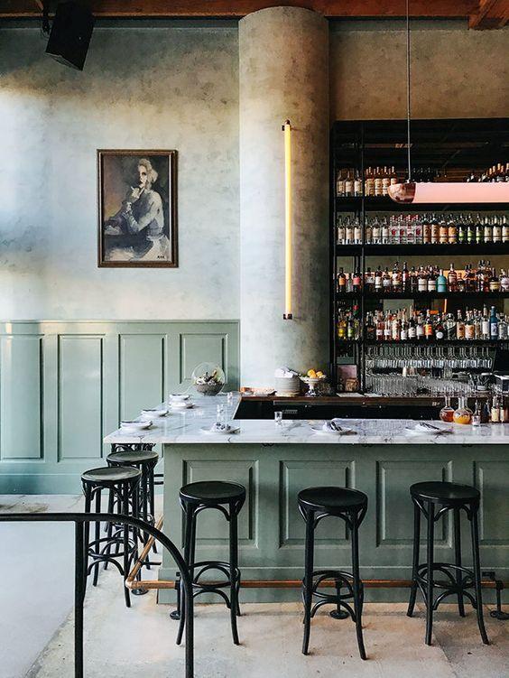 Loft konyha bisztrós hangulattal   Loft kitchen, Lofts and ...