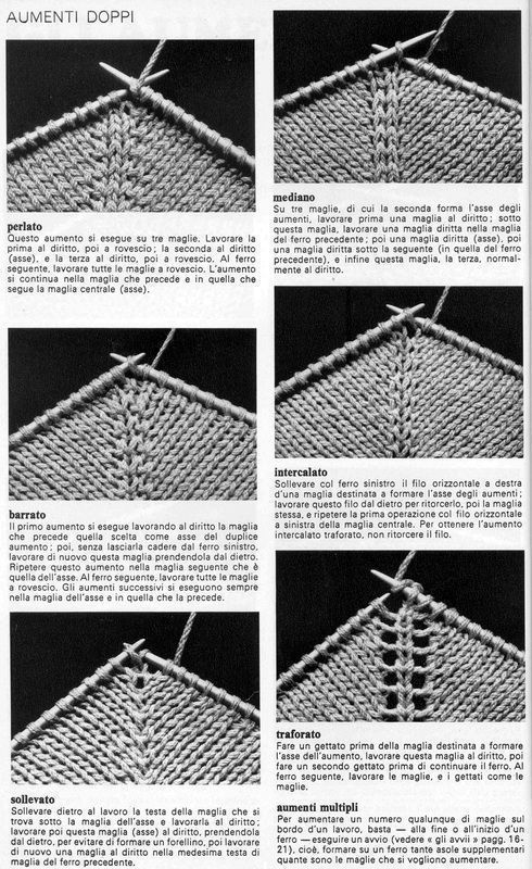 Photo of Image on the knitting school website for images # Crochet poncho kids