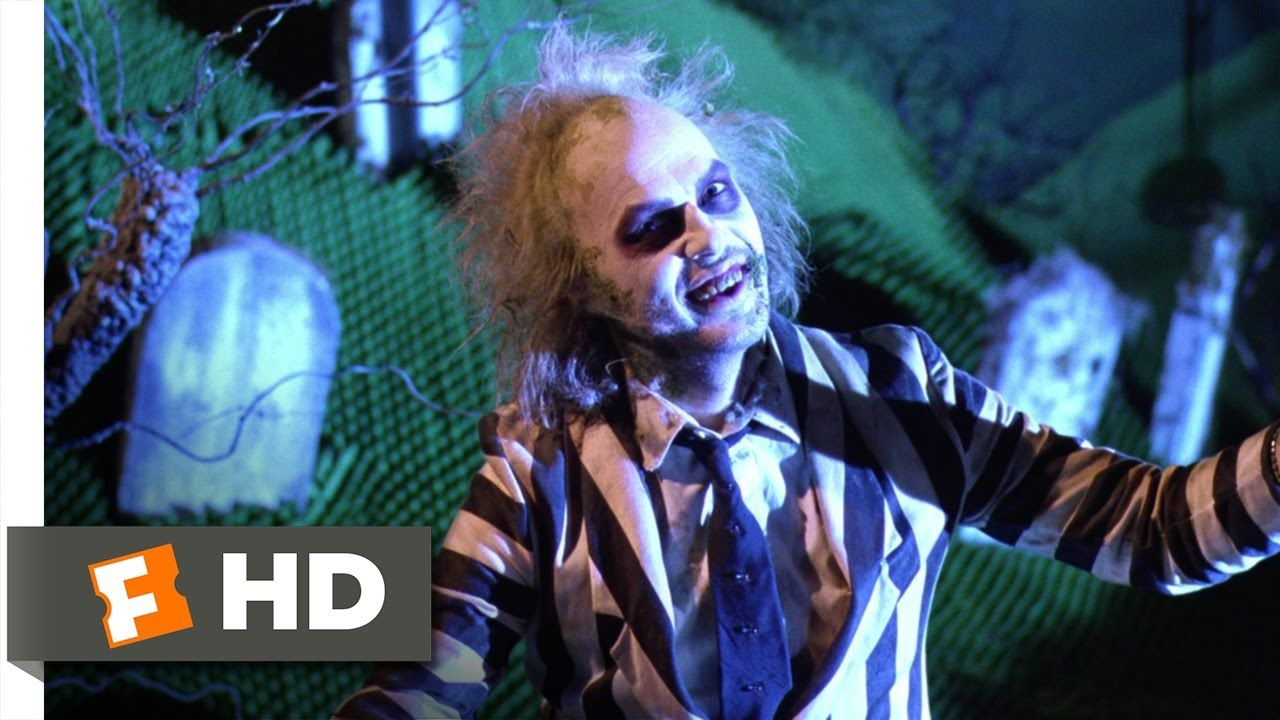 It's Showtime! Beetlejuice (8/9) Movie CLIP (1988) HD