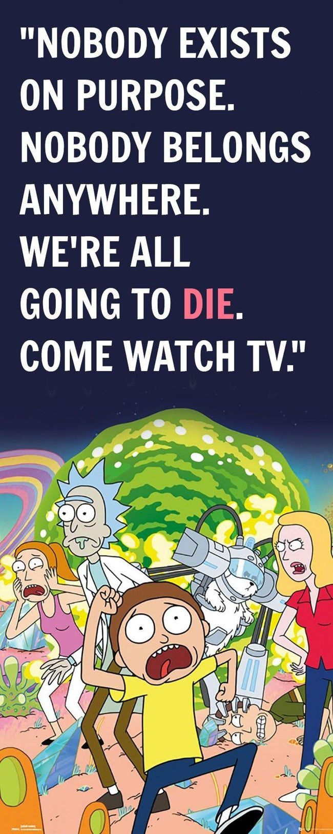 Best Rick And Morty Quotes The Best Rick And Morty Quotes From The Series So Far  Hilarious