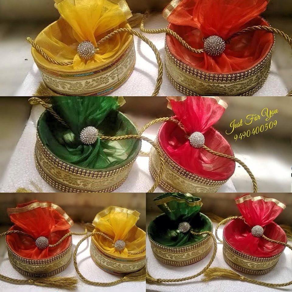 """Wedding Gift Packing Ideas: Search For """"just For You- Return Gifts & Trousseau Pack"""