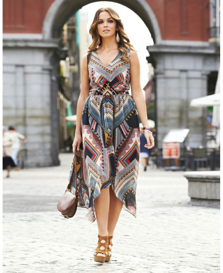 Boho plus size outfits top 5 - Page 2 of 5 | Boho clothing, Long ...