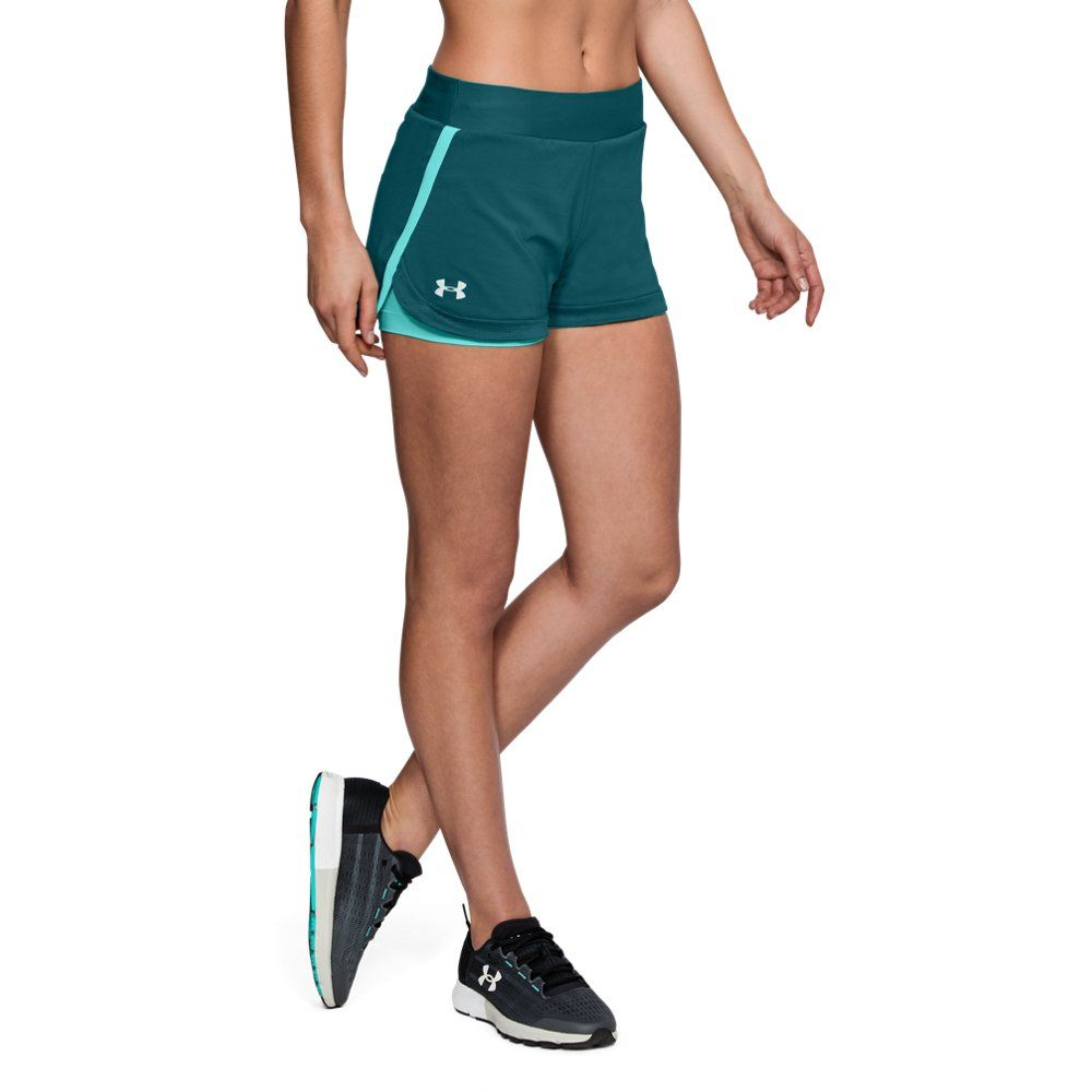 4ae85fdd Women's UA Speedpocket 2-in-1 Short   Under Armour US in 2019 ...