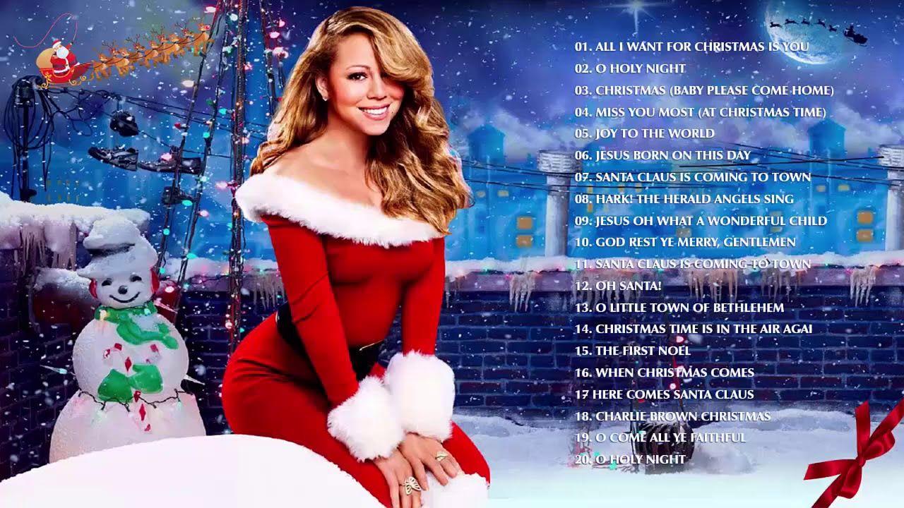 Mariah Carey Christmas Songs Best Christmas Songs Of
