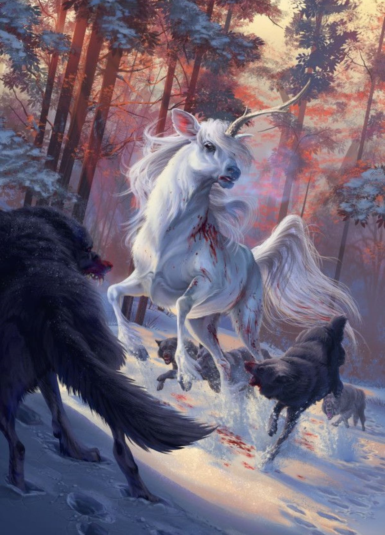 Pin by Mary Snell on Mythical creatures | Fantasy ... - photo#2