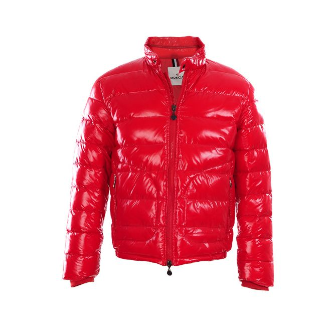Moncler Down Jacket For Men Red MC1371   Moncler for Men Jackets ... 52119384bcc