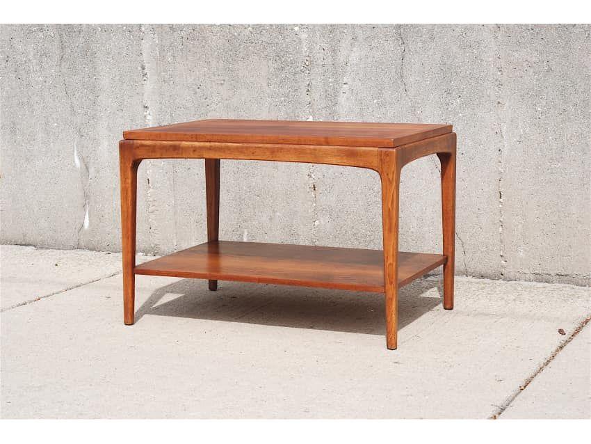 Mcm Lane Rhythm Series Coffee Table End Table Lane Furniture Coffee Table End Tables