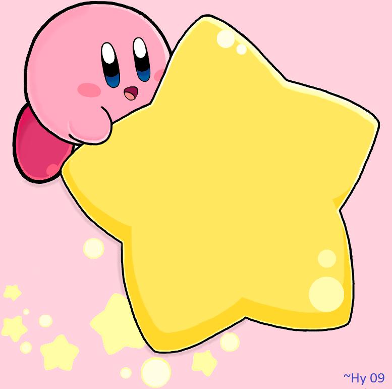Kirby On Warpstar Wallpaper By Water Kirby Kirby Character Kirby Kirby Art