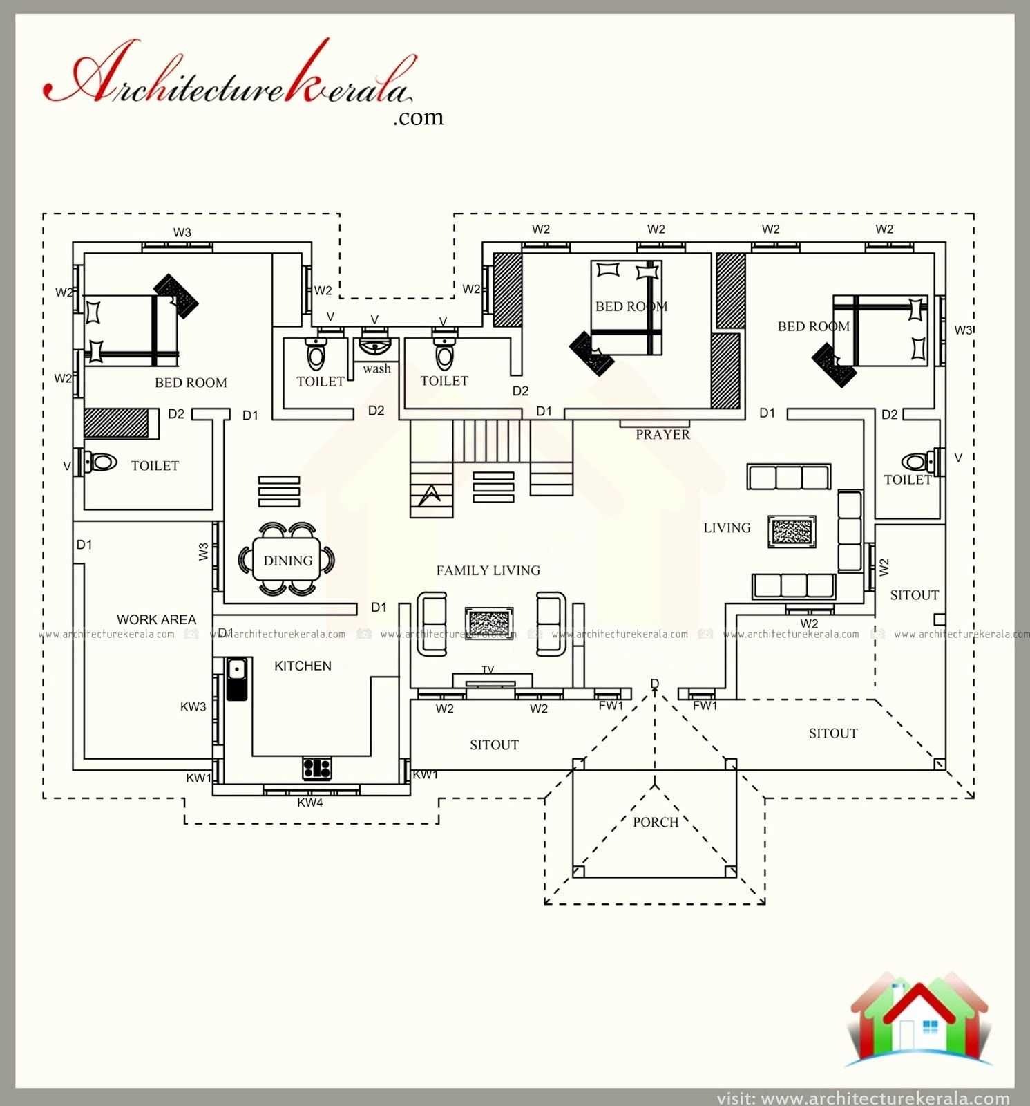 4 Marla House Plan 20x30 House Plans 2bhk House Plan My House Plans
